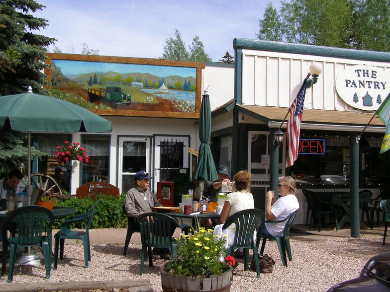 The Pantry In Green Mountain Falls Colorado Green Mountain